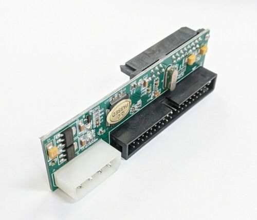 SSD/SATA to IDE Interface Bridge Board Adapter for Hard Drives DVD CD Blu Ray