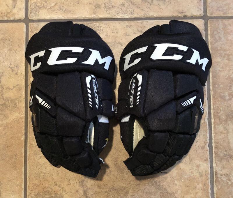"CCM Ultra Tacks Hockey Gloves 14"""