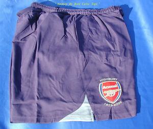 BNWT-Rare-Nike-Arsenal-Last-Season-At-Highbury-Player-Issue-Goalkeeper-Shorts-XL