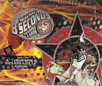 2010 Press Pass 8 Seconds Rodeo Card Box (24 packs)