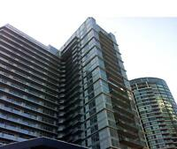 Front and Blue Jays Way - Bright 1 bedroom 20th floor
