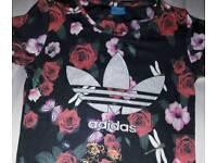 Adidas t shirt size 8