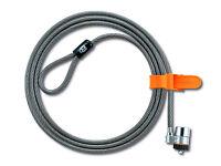 Kensington Microsaver Slim Security grey key lock cables x4