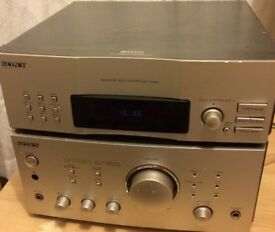 MINI HI-FI SONY DHC-EX770MD.