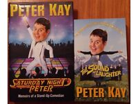 Peter Kay Books