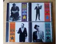 Frank Sinatra - The Great Films & Shows 4 Disc Set