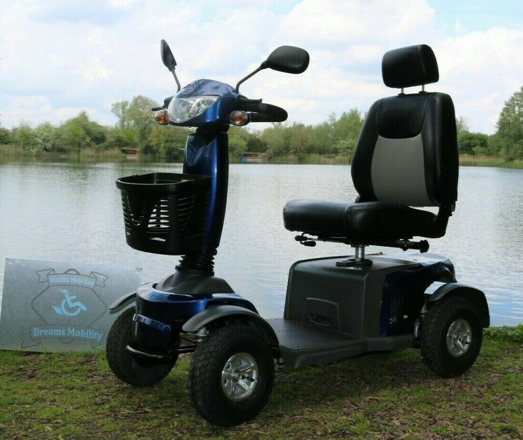 Vanos Medical Excel Galaxy 2 Mobility Scooter LARGE ALL TERRAIN | in Ely,  Cambridgeshire | Gumtree
