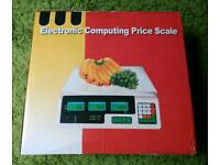 Electronic computing Price scale up to 40KG weighing