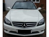 FOR SALE (as of 29/07/16) 2010, Mercedes Benz CLC 200 CDI Sport, Automatic, Coupe.