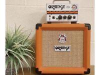 Orange Micro Terror & Cab