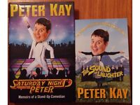 Peter Kay Books