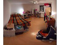 Double room in Hackney Road