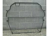 Genuine Alhambra or Sharan dog guard partition grill