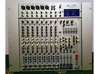 Alto L12 12 channel Mixing desk