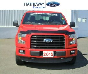 2015 Ford F-150 XLT-SPORT STICK SHIFT