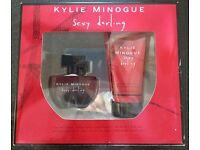 Kylie Minogue Sexy Darling Perfume gift set