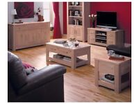 Solid Oak Schrieber Livingroom Furniture
