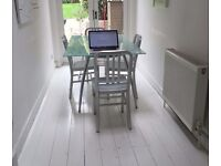 North London period property can be hired as a workspace / home office during the day