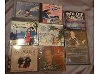 CD Sammlung  Oldies Tango Chanson Weihnachten   DJ Berlin - Pankow Vorschau