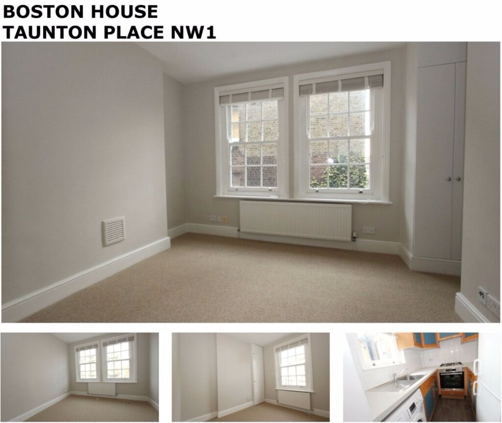 2 bed unfurnished newly refurbished by baker street NW1
