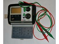 Megger LTW325 Loop Impedance Tester in good condition.