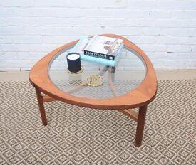 Retro Mid Century Coffee Table 1960's ca