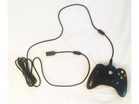 Xbox 360 Wireless (sort of.. read ad) controller