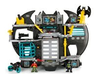 Fisher Price - Imaginext DC Super Friends Batman Batcave (DC Universe - Harley Quinn - C
