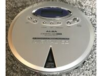 Alba Portable CD player - Battery powered!!