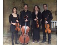 String Quartet for Weddings, Functions and Events