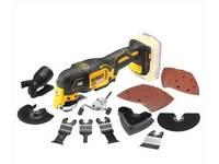 Dewalt 18v brushless multi tool