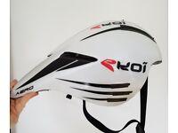 Aero Cycling Helmet: Ekoi - Triathlon Time Trial TT