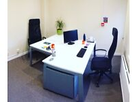 Self contained office space on flexible terms in central Guildford