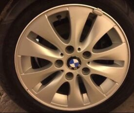 "Bmw 16"" alloys and tyres"