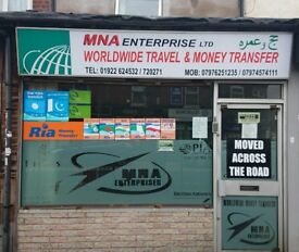 Shop To Let- Walsall