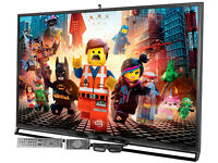 PANASONIC VIERA TX55AS802 led 3d smart wifi build in. 4k uhd. mint condition.