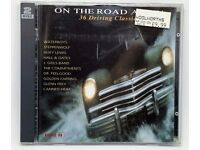 ON THE ROAD AGAIN-Rock Compilation Double CD Album