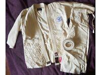Judo kit 130 cm size