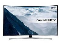 "Ue43K6670 Samsung 43"" Curve Smart tv led HD freeview."
