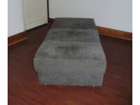 Bed - Single, Folding 'Dreamworks' Sofa Bed - Metz - Chair Lounger Couch