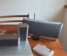 Pioneer surround sound system