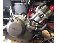 CBR125 Engine (JC34E / CARB MODEL)