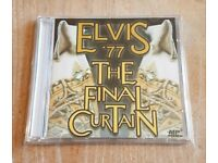 ELVIS PRESLEY - The Final Curtain 1977 MP3 Set. Six CD's Worth Of Music!