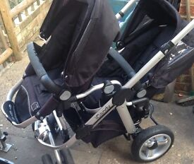 Icandy pear double buggy attachments