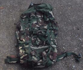 Army Style Rucksack