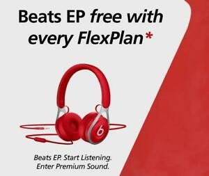 BEATS EP FREE WITH EVERY FLEXPLAN!!