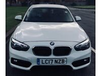 Bmw 116d se model (2017 px welcome