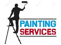 SHORT NOTICE PAINTER PAINTING ROOMS,FLATS,HOUSES