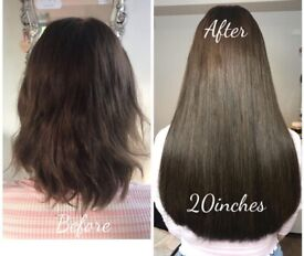 TAPE HAIR EXTENSIONS Models Needed FREE FITTING in London