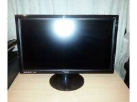 BenQ 24in Widescreen 1920x1080p HDMI Full HD LED Monitor